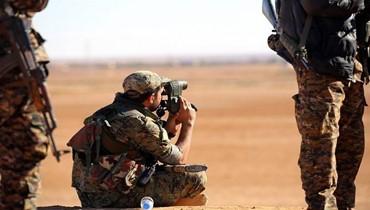 """""""قسد"""": استئناف المعارك في آخر معقل للجهاديين في شرق سوريا"""