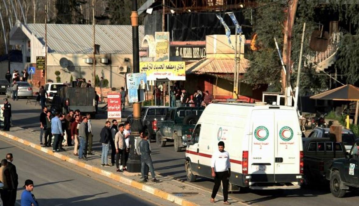 الموصل تلبس ثوب الحداد على ضحايا غرق العبارة