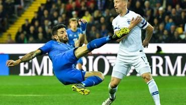 إصابات جديدة في المنتخب الإيطالي