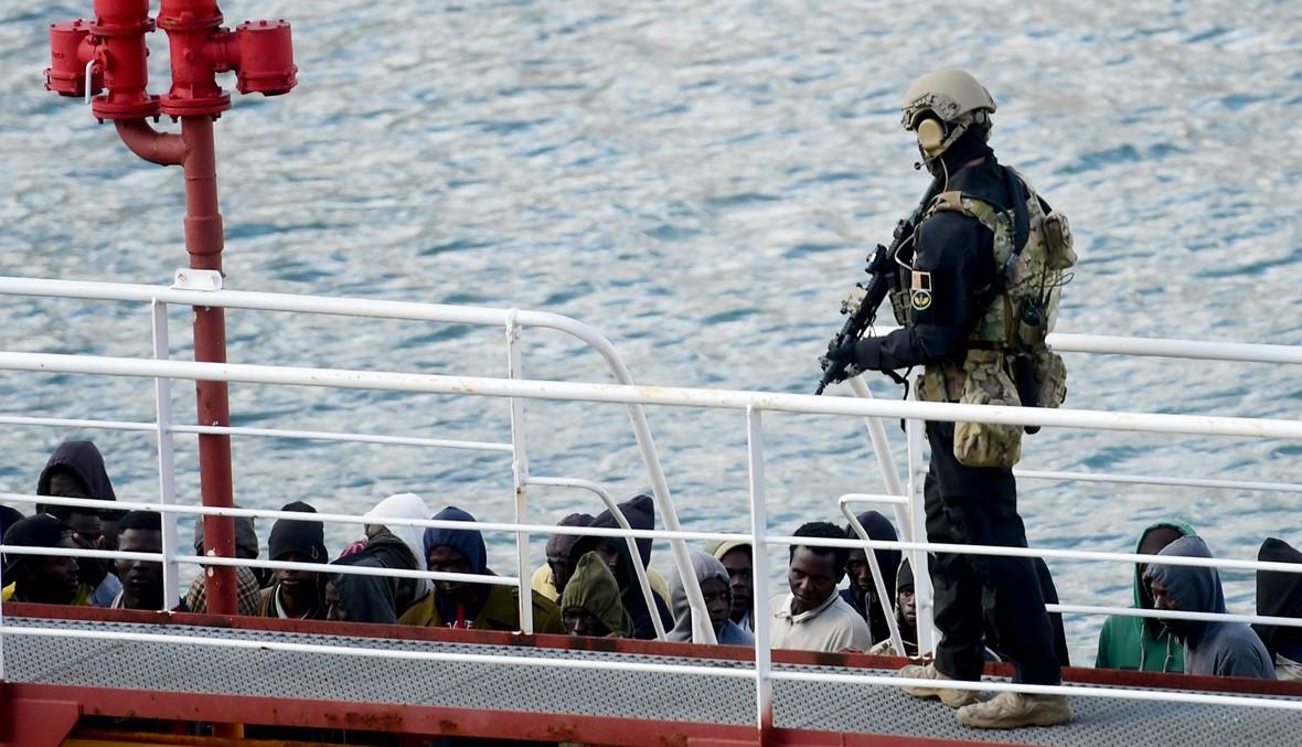 البحريّة المالطيّة تحرّر ناقلة نفط استولى عليها مهاجرون: توقيف 5 أشخاص