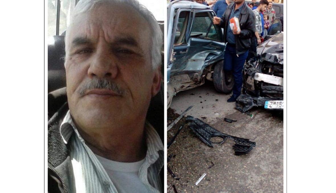 كوابيس الموت على طرق لبنان... أبو بلال ضحية حادث مروّع