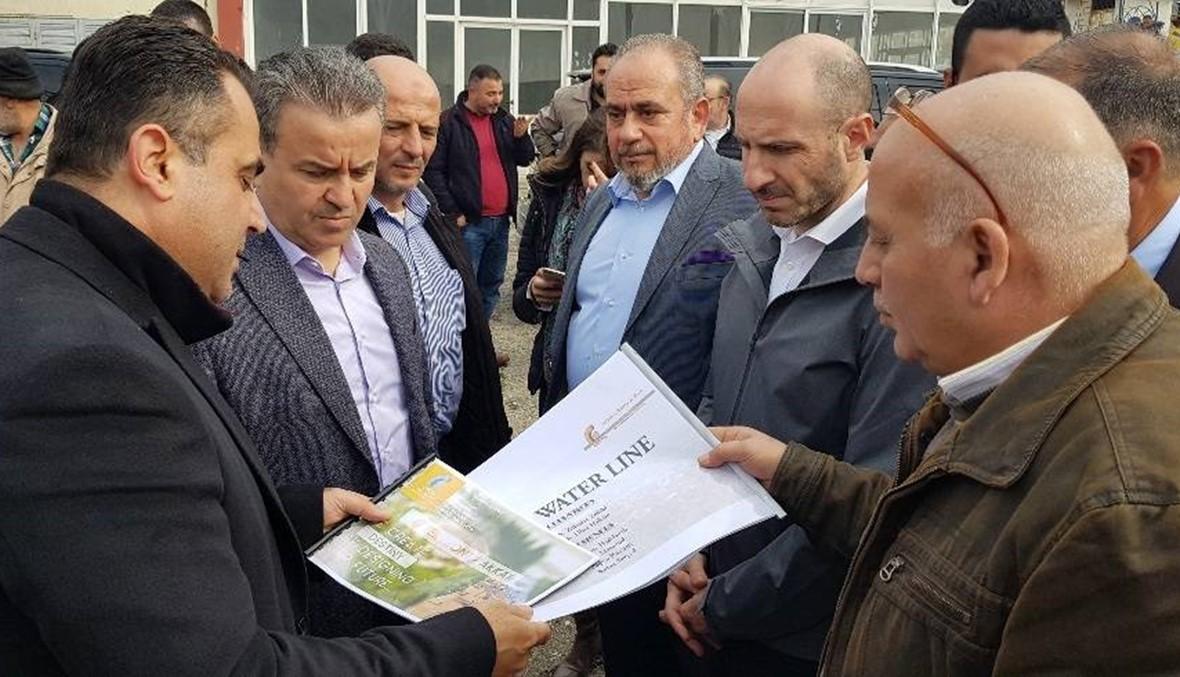 وزير البيئة جال في عكار: لدينا كل الإصرار والتصميم على النجاح