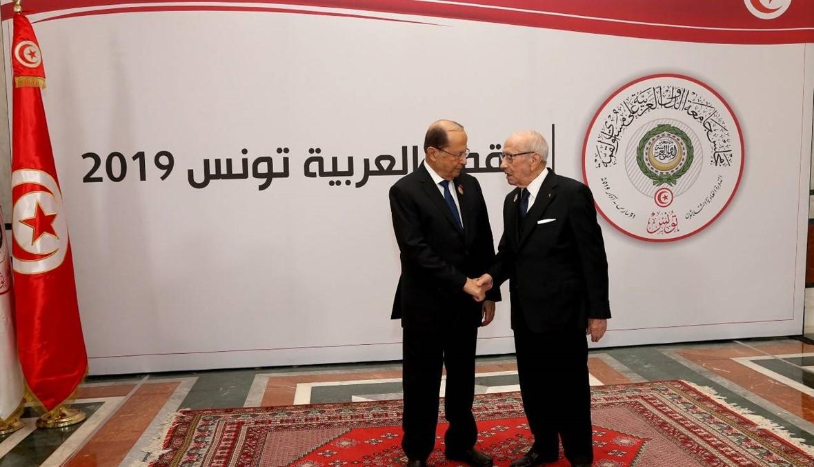 مشاركة لبنان في القمة العربية: النازحون والجولان والصفيح الاقليمي الساخن