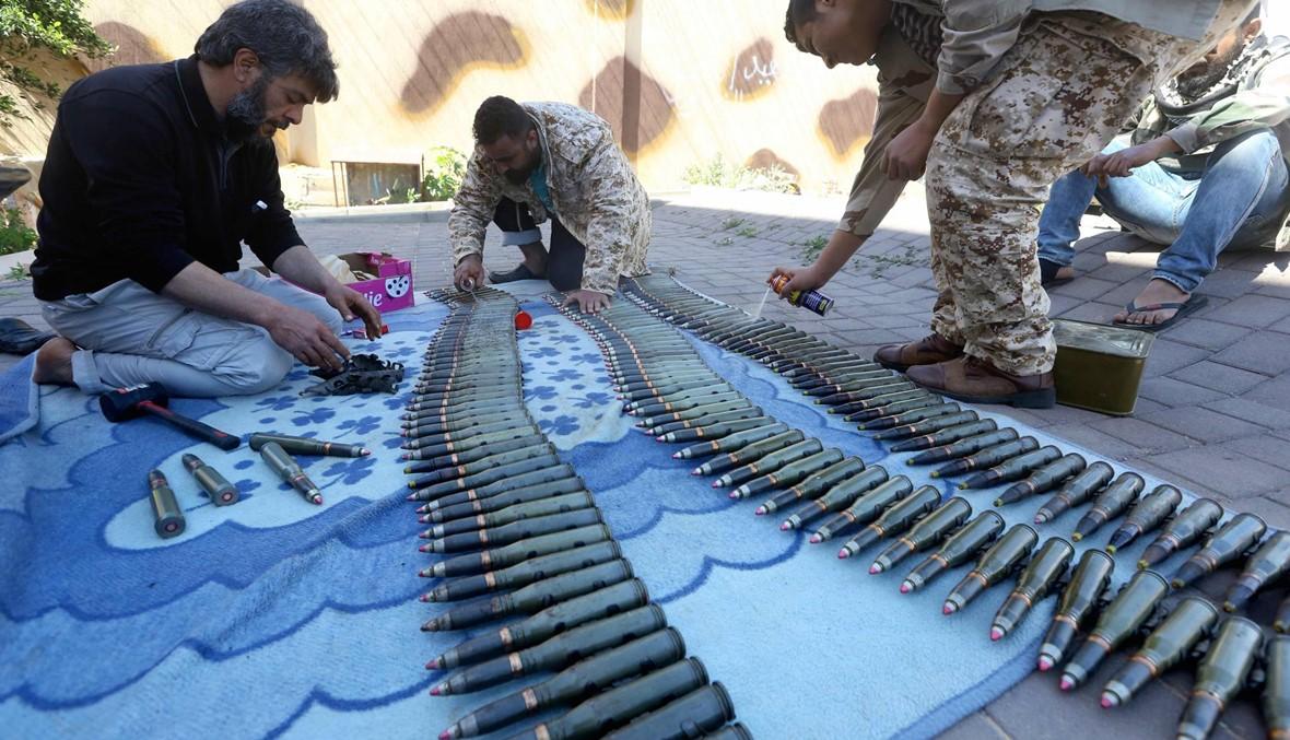 احتدام المعارك في طرابلس: نزوح آلاف السكّان من ديارهم