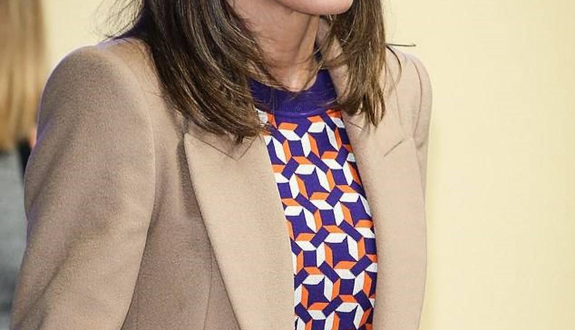 """ملكة إسبانيا ترتدي للمرّة الرابعة الزي نفسه من """"هوغو بوس""""...والسبب؟"""