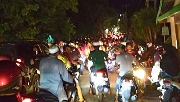 زلزال بقوة 6,8 درجات قبالة جزيرة سولاويسي الإندونيسيّة: تحذير من تسونامي