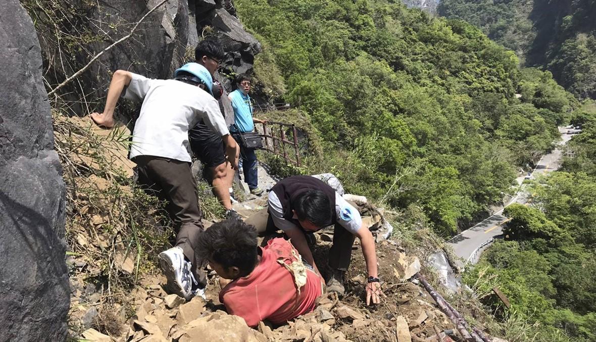 زلزال بقوة 6,1 درجات يضرب تايوان... إصابة 17 شخصاً وتحذير من ارتفاع مستوى البحر