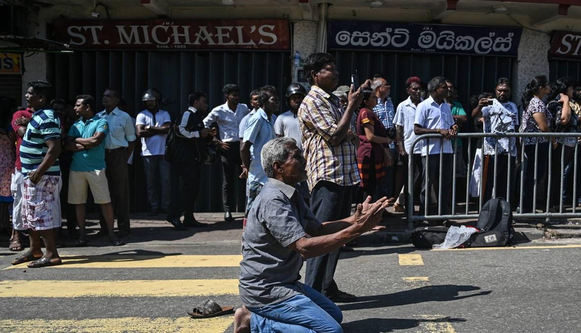 """مسيحيّو سري لانكا خائفون بعد التّفجيرات: """"لم نعتقد أنّنا نحتاج إلى حماية"""""""