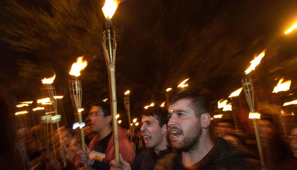 """الشرطة التركية تمنع إحياء ذكرى الإبادة الأرمنية في اسطنبول... """"هذه المرة الأولى"""""""