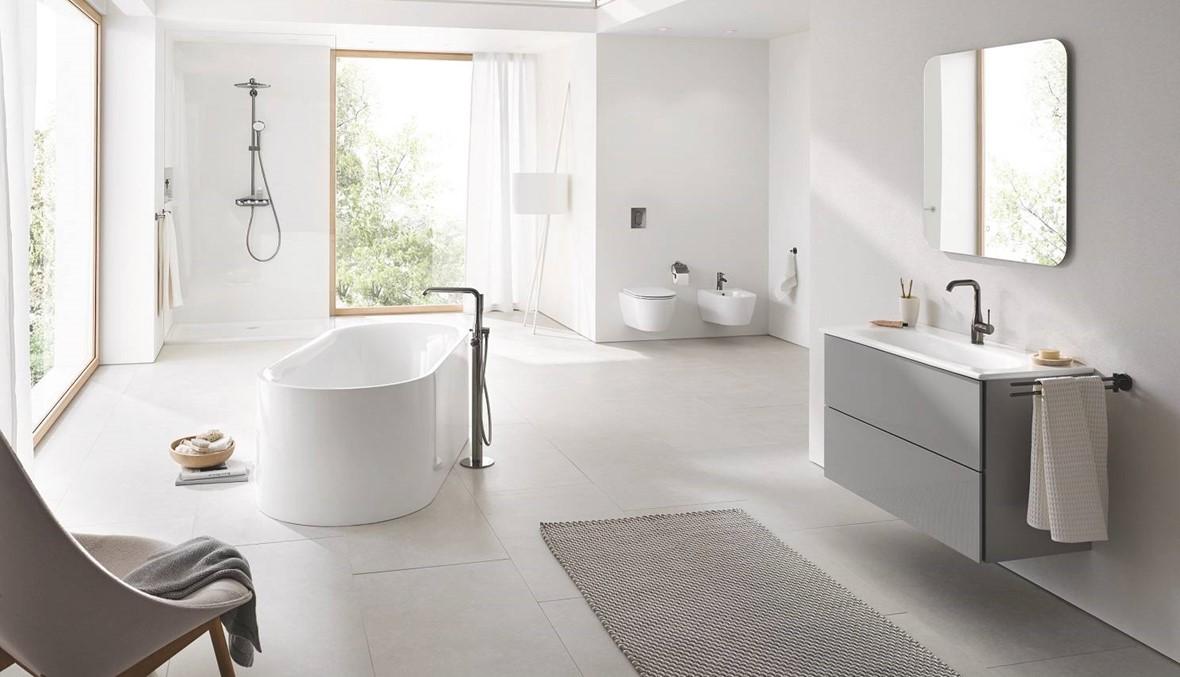 كيف تجدّدين ديكور الحمام؟