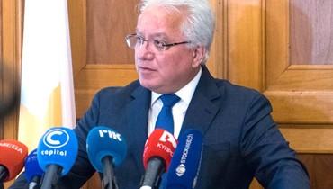 """لأسباب تتعلق بـ""""المبادئ والضمير""""... استقالة وزير العدل القبرصي"""