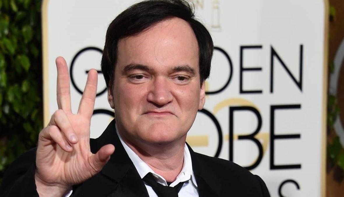 تارانتينو يلتحق بدورة مهرجان كانّ بفيلم عن هوليوود: لم يترك غرفة المونتاج طوال 4 أشهر