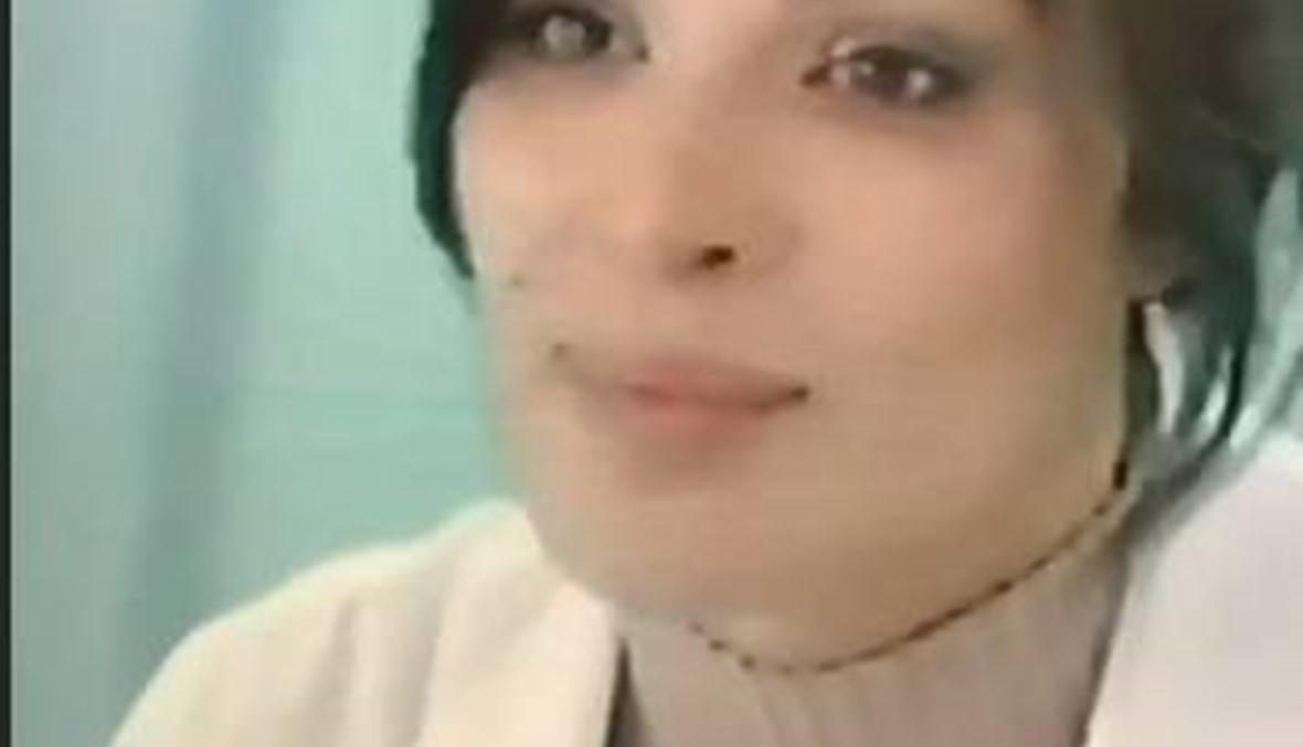 مايا دياب تكشف عن مسلسلها المفضّل وتختار حارسها الشخصي (فيديو)