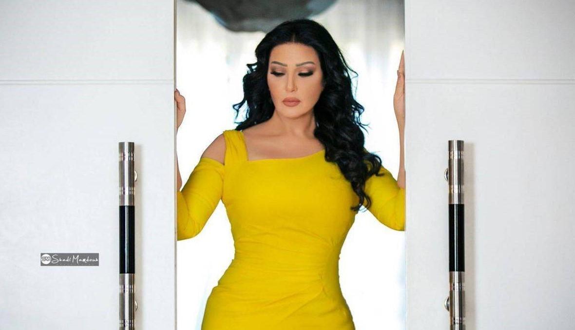 سميّة الخشّاب تردّ على طليقها أحمد سعد بعد اتهامه لها بسرقته! (فيديو)