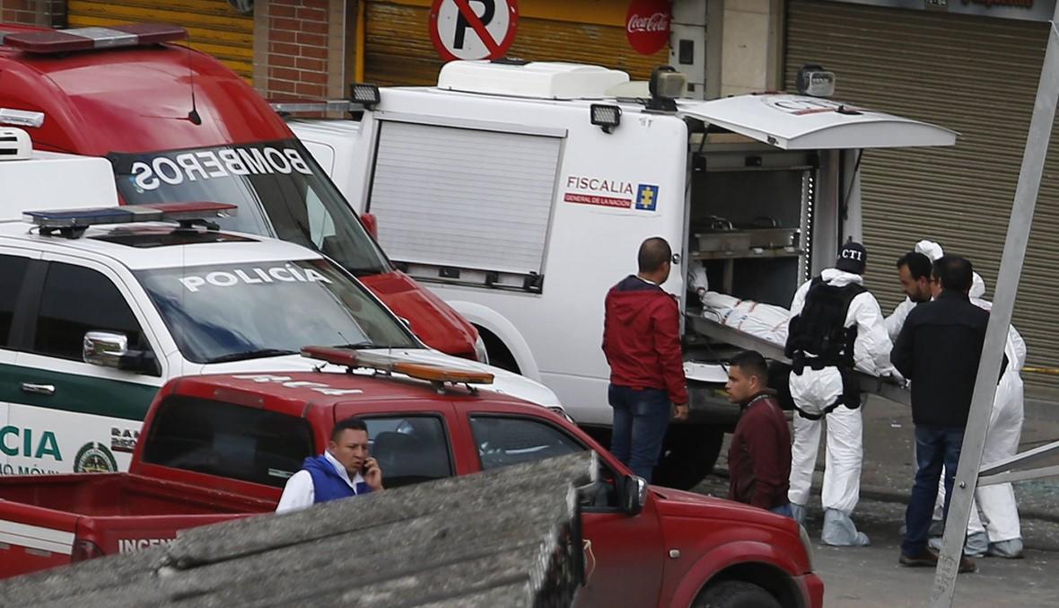 أربعة أشخاص قُتلوا... انفجار في مصنع بكولومبيا