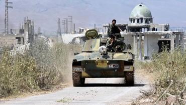 """الجولاني يدعو إلى """"حمل السلاح""""  لصدّ هجوم النظام على إدلب"""