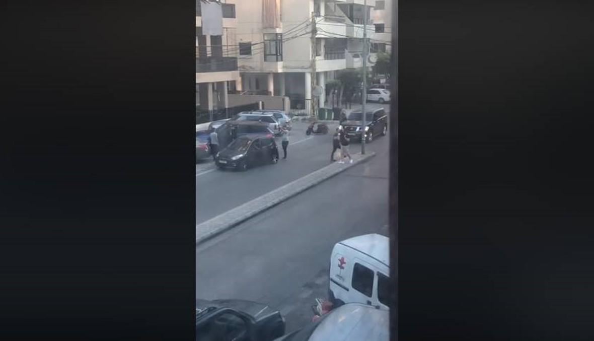 الجيش: توقيف احد مطلقي النار في محلة السان تريز امس