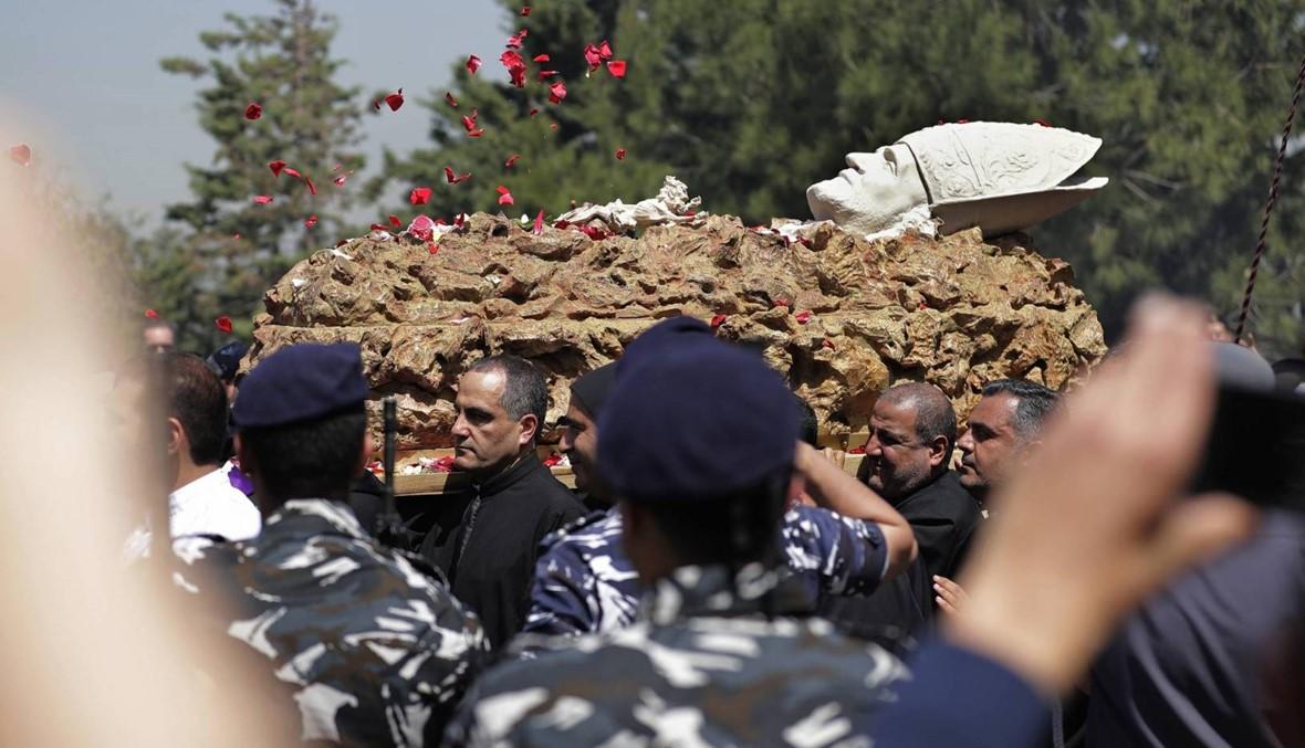 امانة سر البطريركية المارونية: تقرر عرض نعش صفير بمتحفه في ريفون