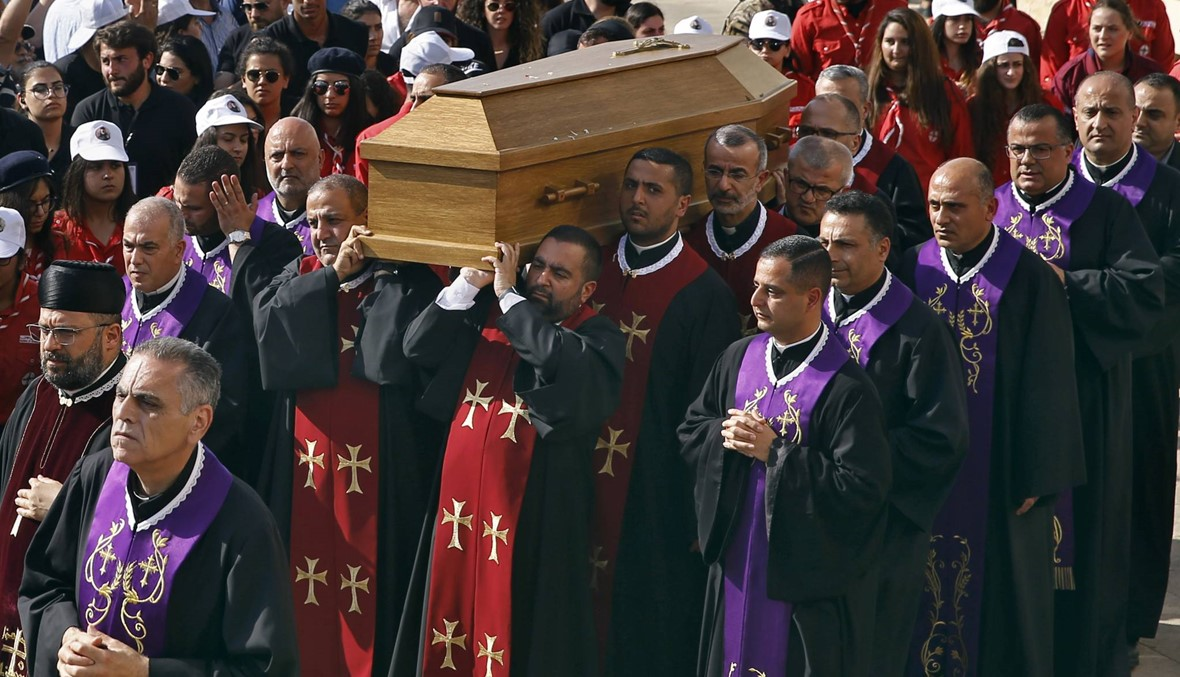 البابا فرنسيس في وداع صفير: رجل حر شجاع