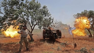 المعارضة السورية أعلنت استعادة كفرنبودة وواشنطن تطالب بوقف النار في إدلب