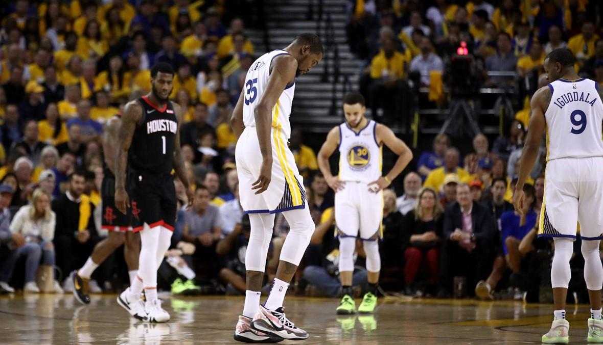 """دورانت سيغيب عن انطلاق نهائي """"NBA"""""""