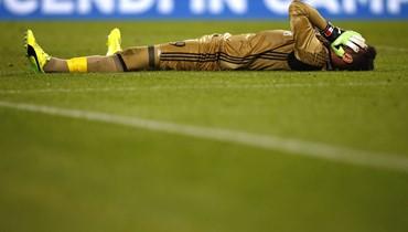إصابة دوناروما تقلق المنتخب الإيطالي