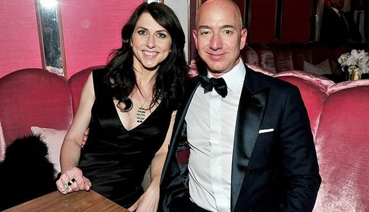 ماكينزي بيزوس: أريد التخلّي عن أكثر من نصف ثروتي التي لا تقلّ عن 37 مليار دولار!