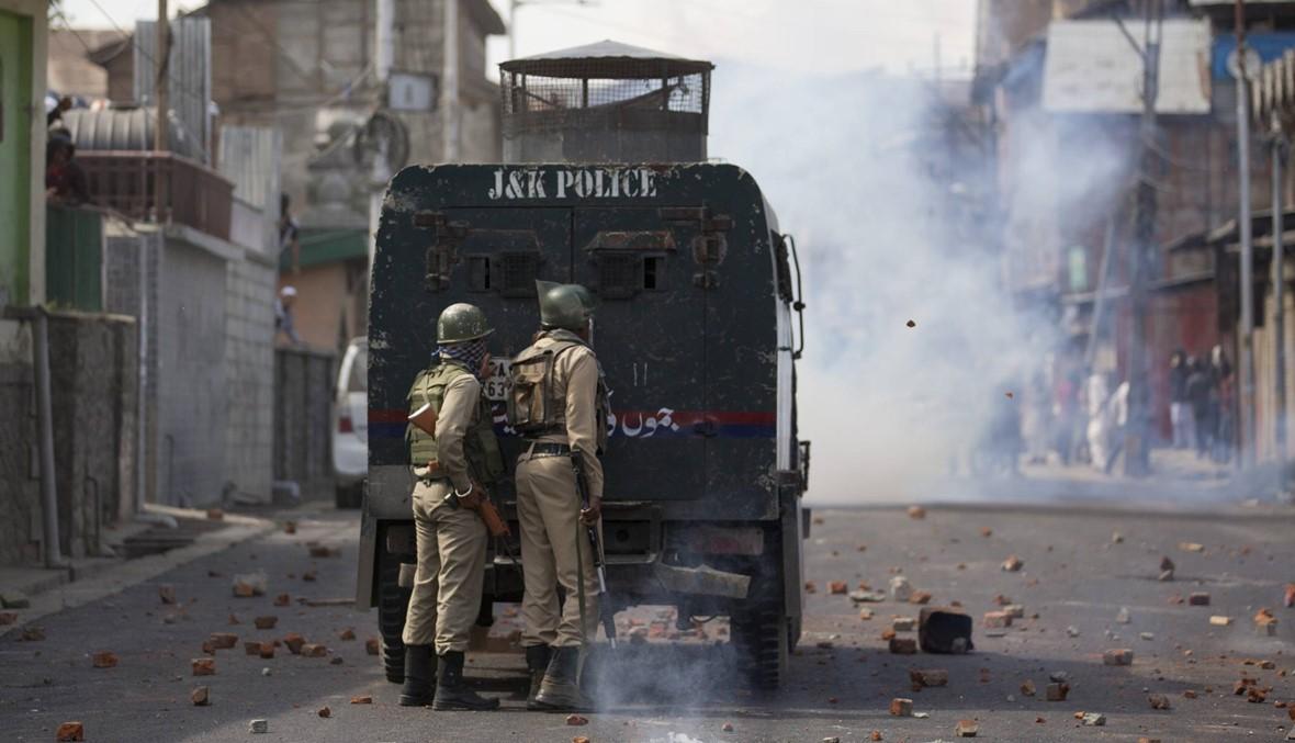 مقتل ثلاثة مسلحين في تبادل إطلاق نار في كشمير