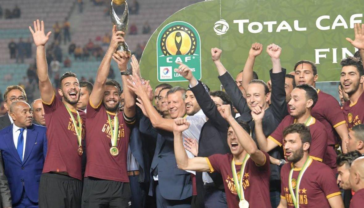 أبطال دوري أبطال أفريقيا منذ 1964