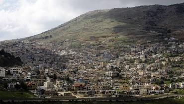 الجيش الإسرائيلي: صاروخان أطلقا من سوريا على هضبة الجولان