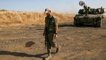 غارات إسرائيليّة على سوريا بعد إطلاق قذيفتين على الجولان
