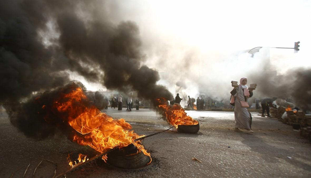 """باريس تدين فضّ اعتصام المحتجين في الخرطوم بالقوة: """"ندعو إلى مواصلة الحوار"""""""