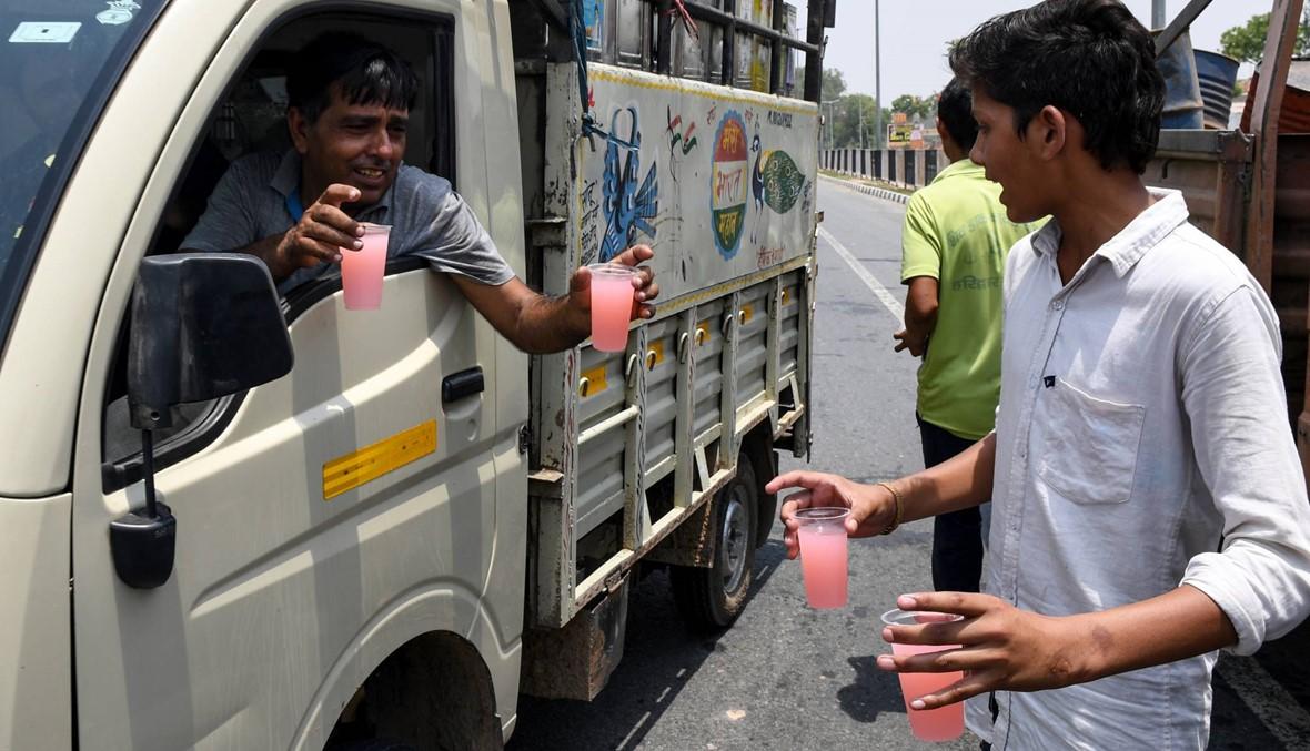 حرّ خانق في الهند: الحرارة تخطت الـ50 درجة مئوية