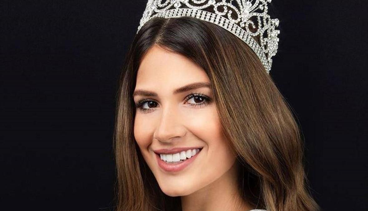 """غابرييلا نادر ملكة جمال كولومبيا لـ""""النهار"""": أمثّل لبنان وأحلم بجنسيّته"""