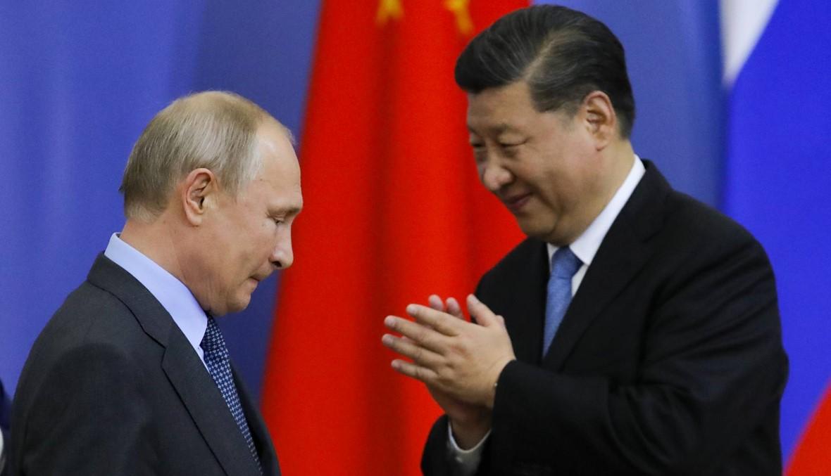 """بوتين يندّد بمحاولات أميركا لـ""""إخراج هواوي من الأسواق العالميّة"""""""