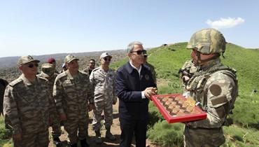 """الجيش التركي يواصل """"عملية المخلب""""... """"تحييد"""" 43 مقاتلا كردياً في شمال العراق"""