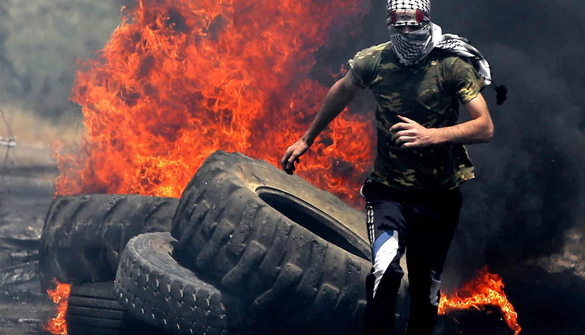 احتجاجات غزة: ضابط إسعاف فلسطيني قضى متأثّراً بجروح بعد إصابته بنيران إسرائيليّة
