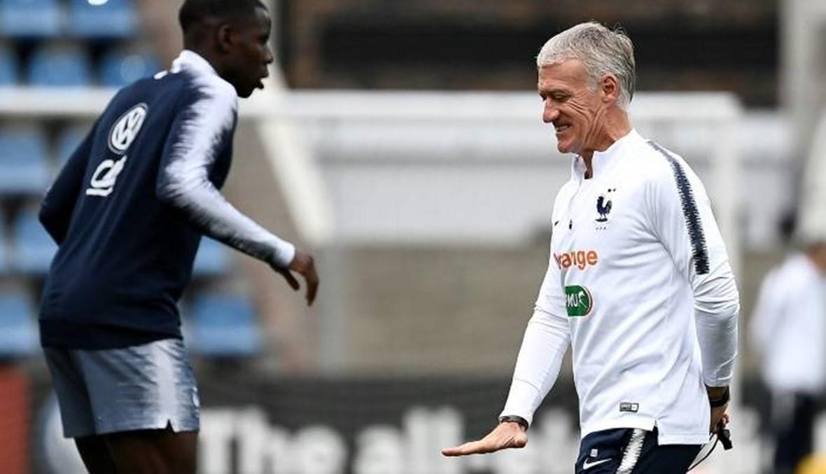 فرنسا للتعويض في تصفيات كأس أوروبا