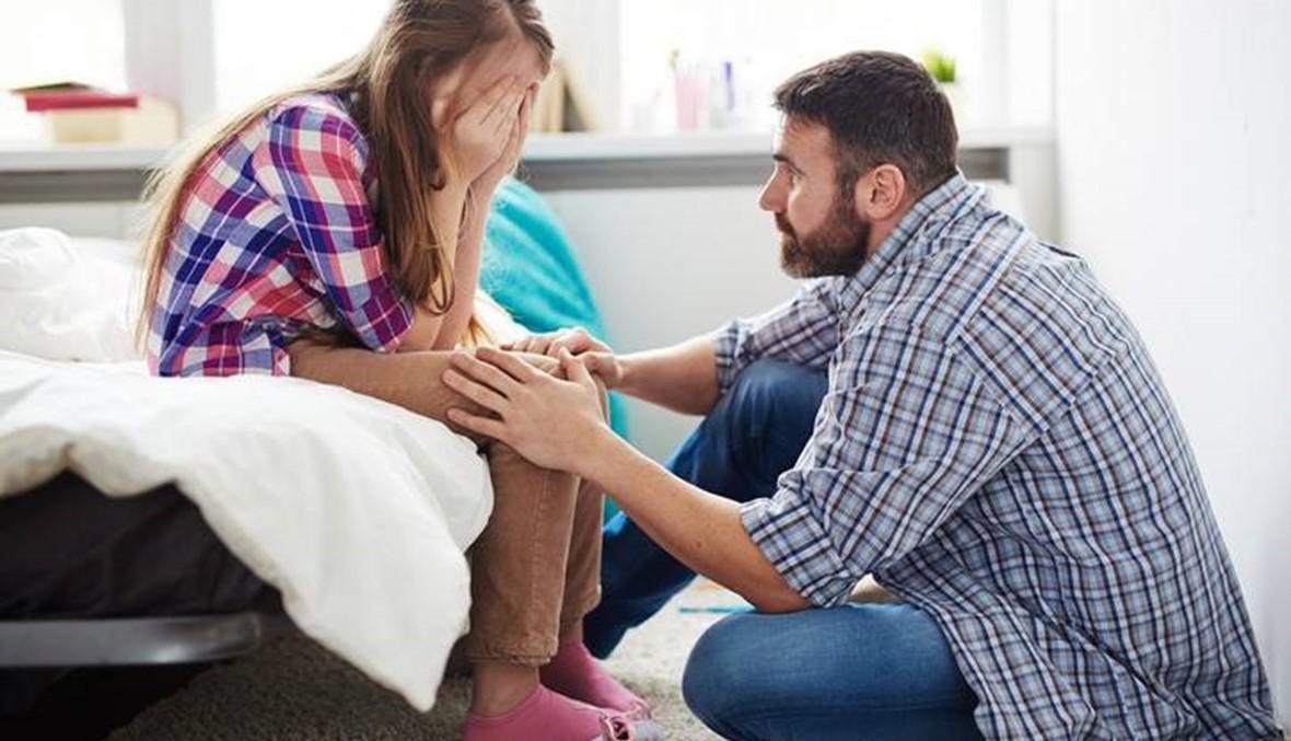 7 نصائح للأهل لمساعدة أولادهم على تخطي الاكتئاب!