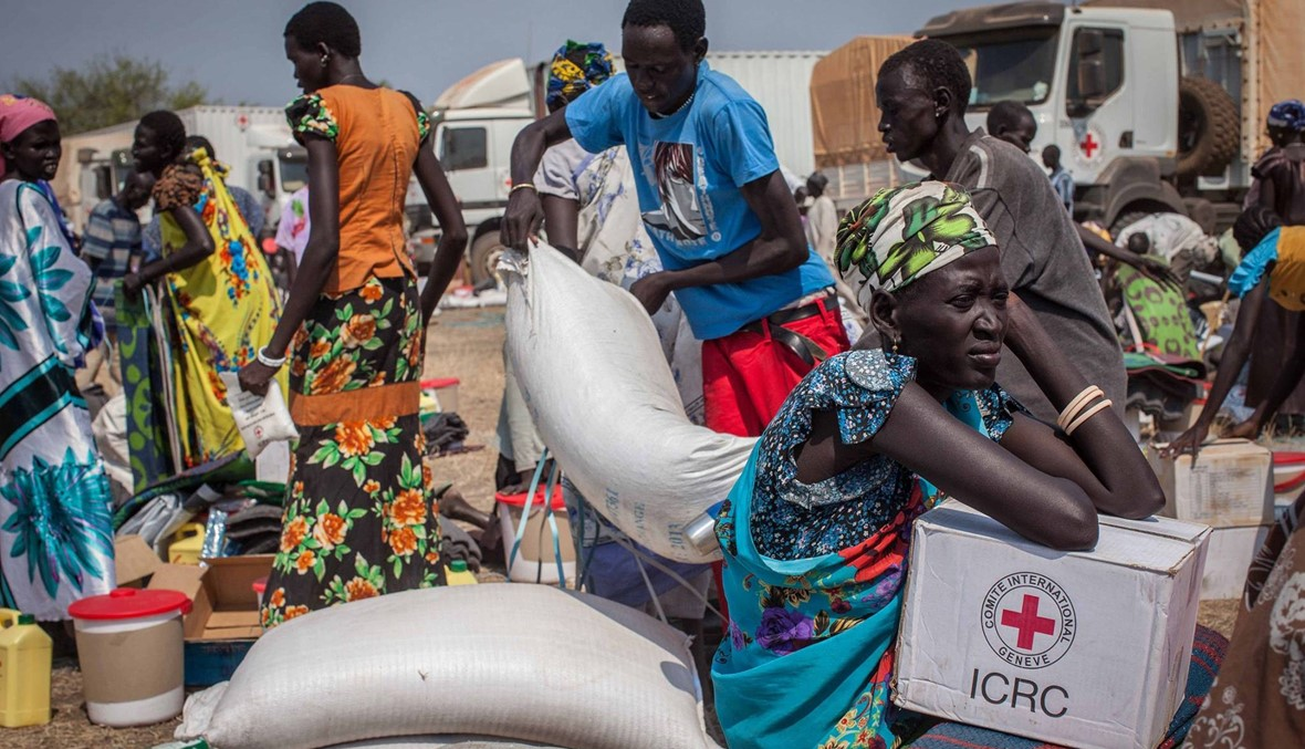 """الجوع يتفاقم في جنوب السودان: """"ملايين لا يعلمون من أين ستأتي وجبتهم التالية"""""""