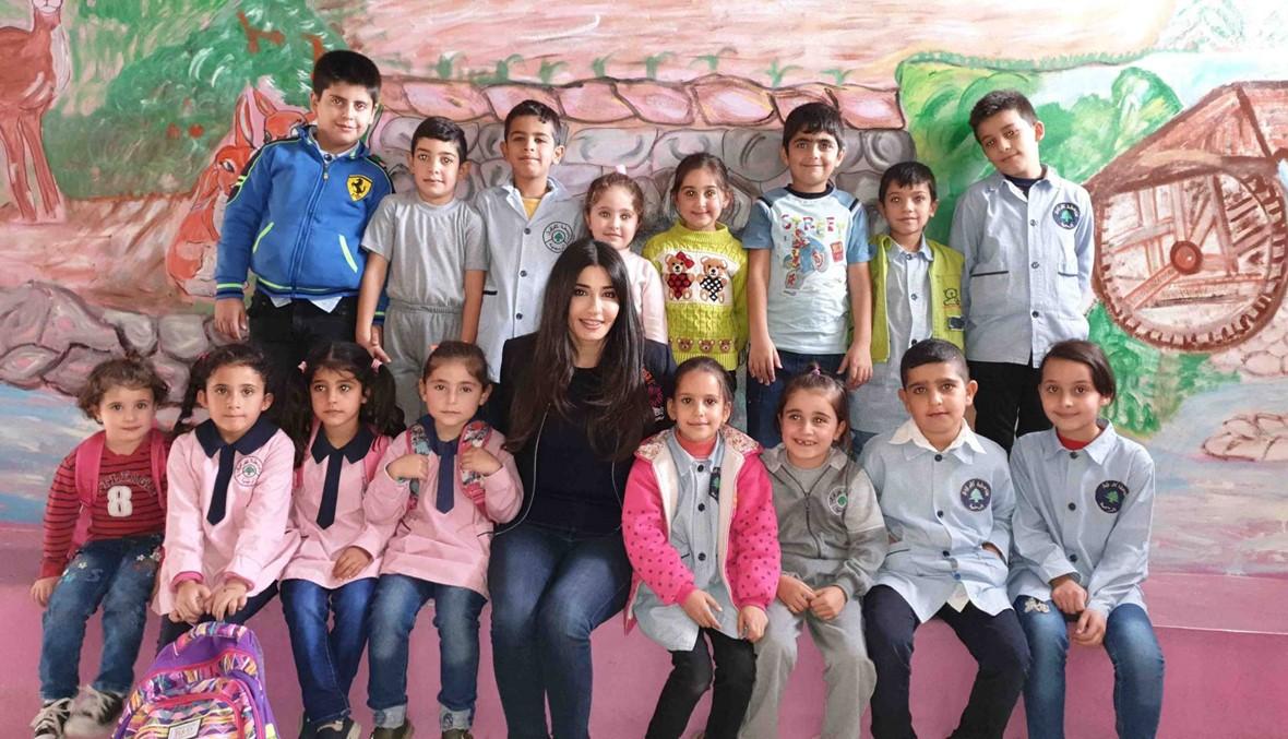 """""""Teach a Child"""" ليحصل كلّ طفل في لبنان على التعليم"""