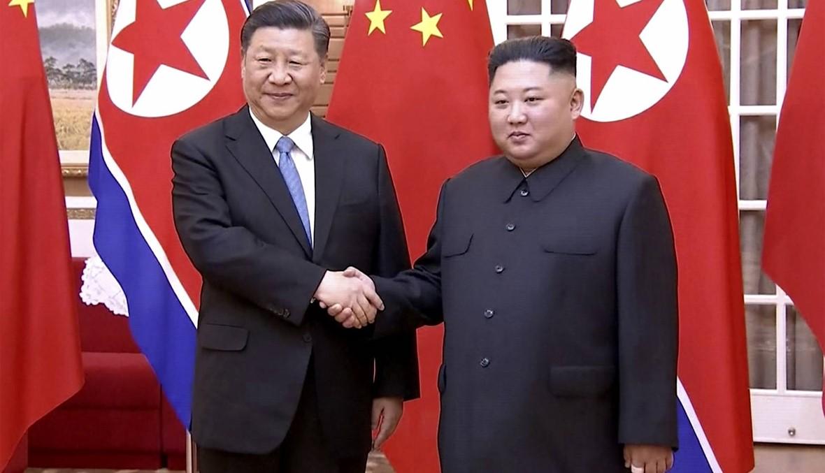 استقبال حارّ لشي في بيونغ يانغ: 21 طلقة مدفعيّة، ومحادثات رسميّة مع كيم