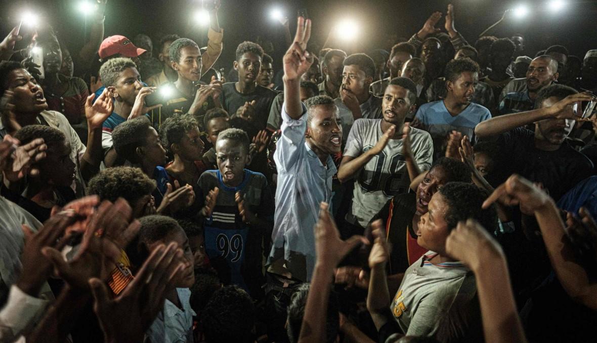 تظاهرات ليلية جديدة في السودان