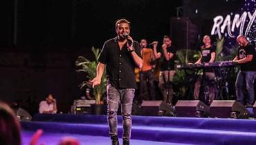 رامي صبري يحيي حفل الجامعة الأميركية ويستعد لألبومه