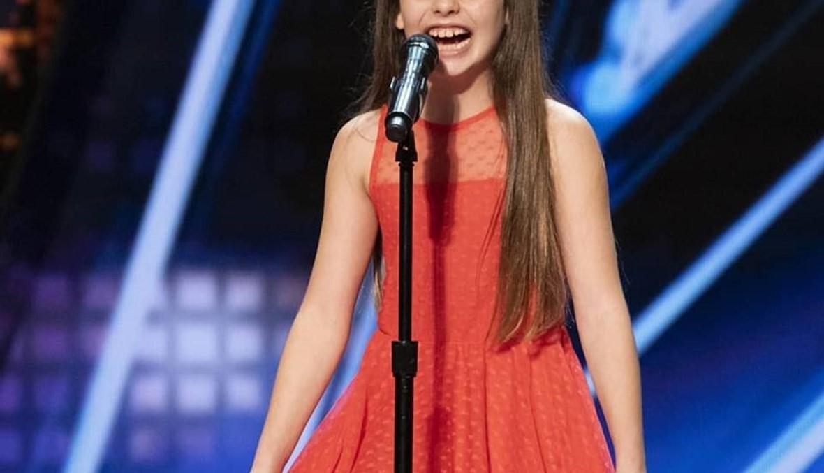 """الملاك الساحرة إيمان بيشه أذهلت لجنة """"America's Got Talent"""": مستقبل الأوبرا بأمان (فيديو)"""