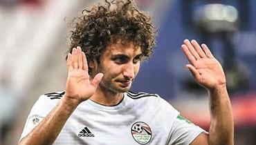 """""""خرج عن الآداب""""... استبعاد عمرو وردة من معسكر منتخب مصر"""