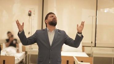 أحمد حويلي يقود الصوفية الفنّية في وجه المرض الخبيث