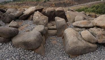 في بلدة منجز العكاريّة... افتتاح بيت تراثيّ وأوّل درب ثقافيّ من العصر الحجريّ
