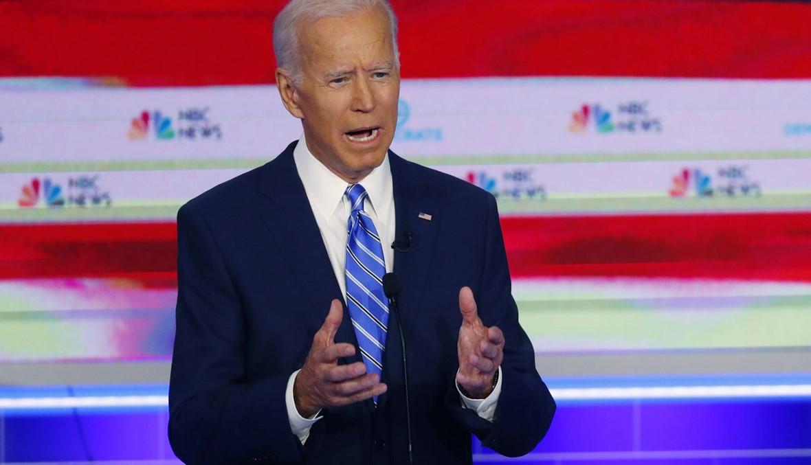 المناظرة الأولى للمرشّحين الديموقراطيين للرئاسة الأميركية: تعثُّر بايدن
