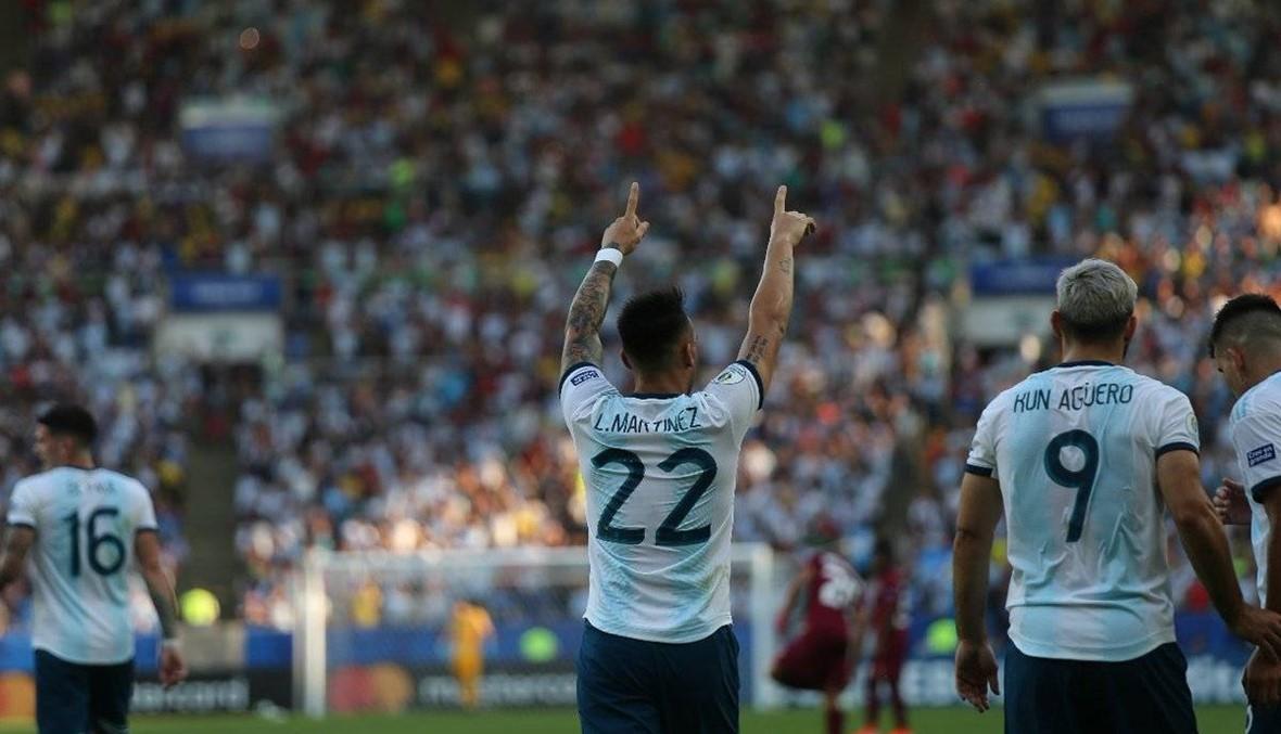 الأرجنتين تضرب موعداً نارياً مع البرازيل